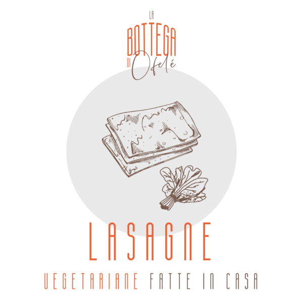 Lasagne Vegetariane fatte in casa | La bottega di Ofelé | www.ofele.it