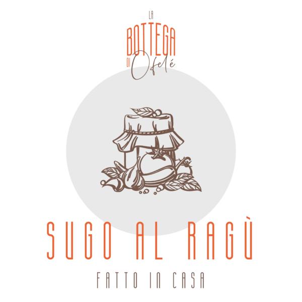 Sugo al Ragù di Carne | La bottega di Ofelé | www.ofele.it