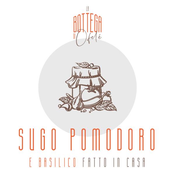 Sugo di Pomodoro e Basilico| La bottega di Ofelé | www.ofele.it