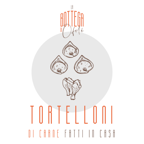 Tortelloni di carne fatti in casa | La bottega di Ofelé | www.ofele.it