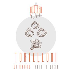 Tortelloni di magro fatti in casa| La bottega di Ofelé | www.ofele.it